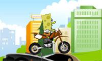 SpongeBob rower praktyki