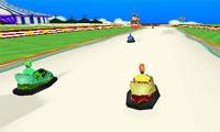 Bumper Car Race