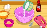 Gebakken Raspberry Cheesecake