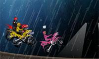 De Power Rangers Race