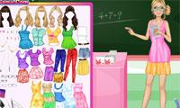 Doux Barbie Teacher