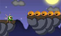 Gelei avontuur Halloween