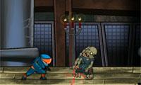 Ninja εναντίον ζόμπι 2
