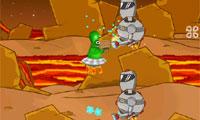 Alien Vs Robots