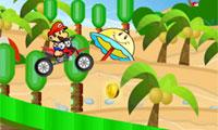 마리오 해변 자전거
