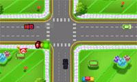 Mario wereld verkeer