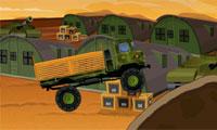 Militaire missie Truck