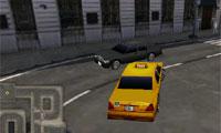 New York taksi lisensi 3D