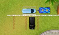 Vakantie RV parkeren
