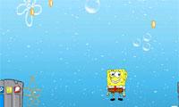 Onderwater-stap-springen