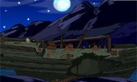 Pirate Shipwrek Escape