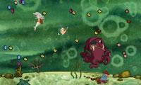 Zeebodem verzamelen van schelpen