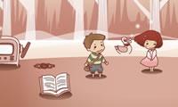 De dag van Valentijnskaarten romantiek