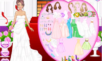Elegant Barbie Wedding Style