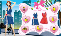 Fashion Street Snap Girl