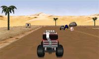 3D怪物卡车赛