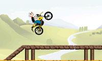 Popeye fietstocht