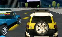 Thành phố xe Jeep trò chơi