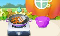 Pompoen Pie Cook