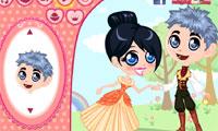 Bruiloft Prins en prinses