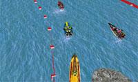 Αγώνων Drift ωκεανό