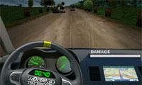 3D wyścigu Deep Forest