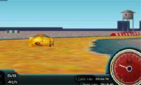 Hete velgen 3D Racing
