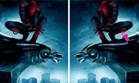 De verbazingwekkende Spiderman - vlek het verschil