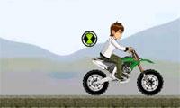 Ben 10 Moto Mania