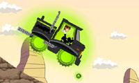 Ben 10 Xtreme ciężarówki