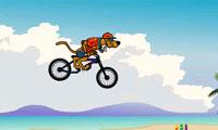 Scooby Doo strand BMX