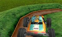 3D snelheid Race