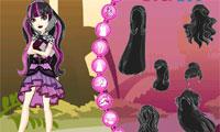 Raven koningin Dress Up
