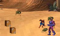Spiderman - Heroes Defence