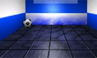 3D踢球训练