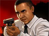 Obama เทียบกับ Zombies